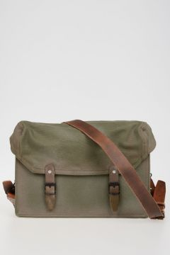 MM11 Borsa Messenger in Canvas