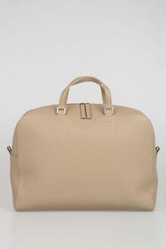 Textured Leather Business Bag
