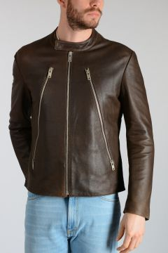MM14 Leather Jacket