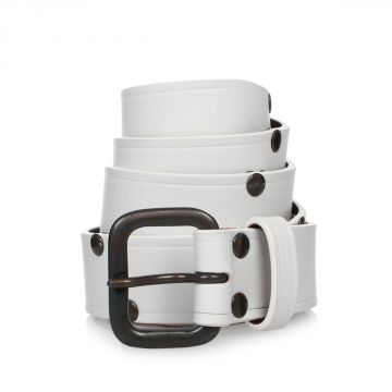 MM11 Leather Belt 4 cm
