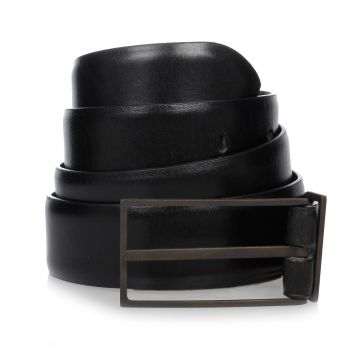 MM11 Belt in Leather 3 cm