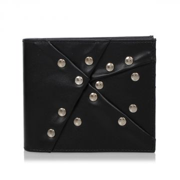 M11 Studs Leather Wallet