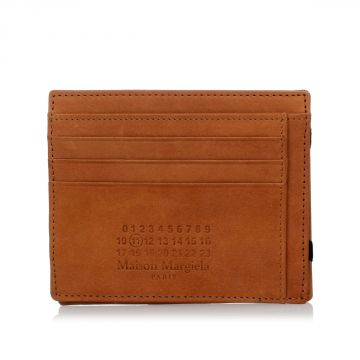 MM11 Leather Credit Card Holder