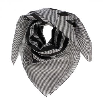 MM14 Foulard in Cotone e Seta 82 X 82 CM
