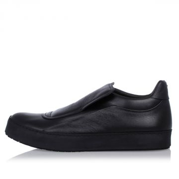 MM22 Leather Slip on Sneakers