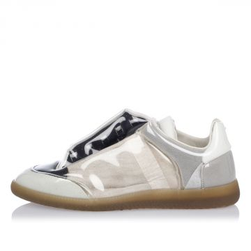 MM22 see-through Material Sneakers