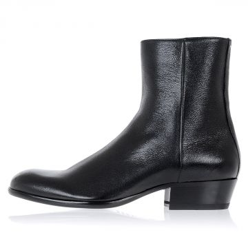 MM22 Leather Ankle boot