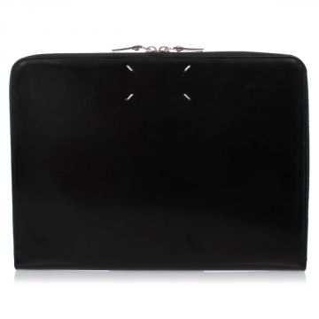 MM11 Leather iPad pc Case Hand Bag