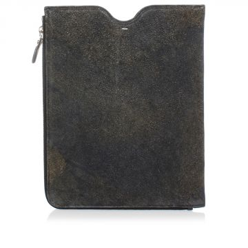 MM11 Leather iPad Case Hand Bag