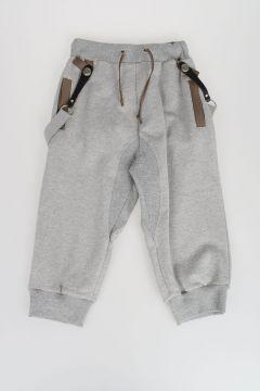 Jogger Pants With Braces