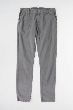 Pantalone Chino in Cotone Stretch