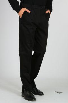 Pantaloni in Gabardine di Cotone Stretch