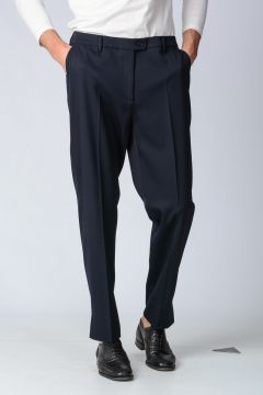 Stretch Wool TAPIRO Pants