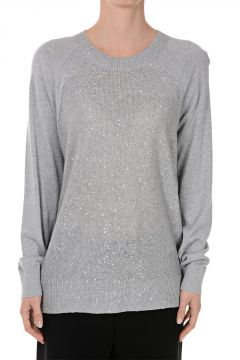 Glittered Sweater