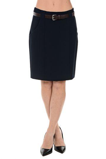 Stretch Fabric  Skirt