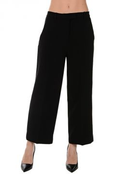 Pantaloni Crop e Stretch