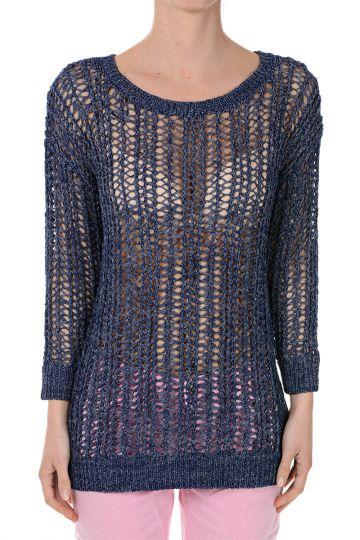 Maglia Crochet