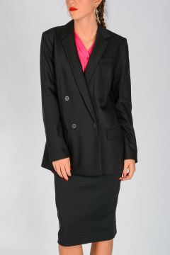 MICHAEL Stretch Wool Blazer