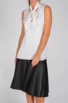 MICHAEL Silk Top