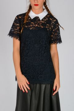 MICHAEL Lace Top