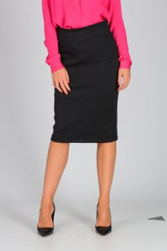 MICHAEL Stretch Fabric Skirt
