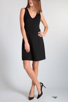 MICHAEL Stretch Fabric Dress