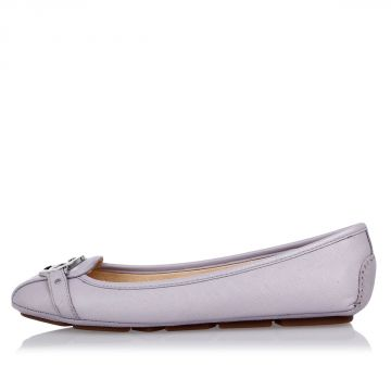 Leather FULTON MOC Ballet Flat
