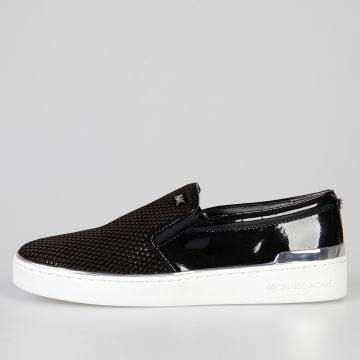 Slip On Sneakers in Pelle Scamosciata