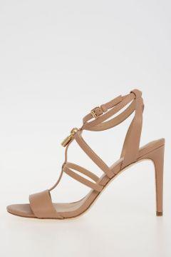 MICHAEL 10cm Leather ANTOINETTE Sandals