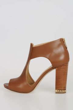 MICHAEL KORS Leather SABRINA Open Toes