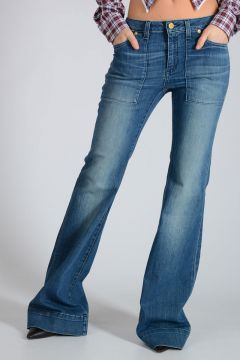 Jeans in Denim stretch 27cm