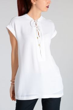 MICHAEL Sleeveless  Blouse