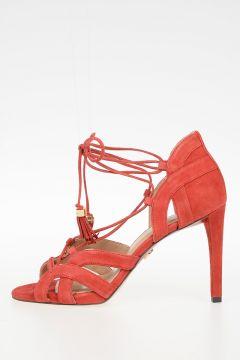 9cm suede MIRABEL Sandals