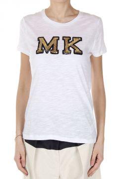 T-Shirt con Pailletten