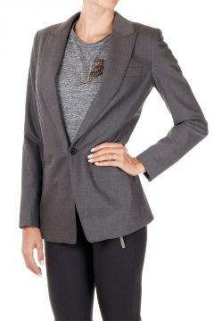 Lined wool Blazer DERBY
