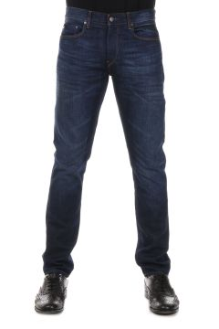 Stretch Denim Jeans 17 cm