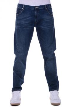 Jeans Skinny Fit In Denim Stretch 17 cm