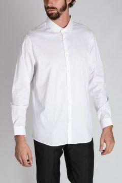 Camicia SLIM FIT in Cotone Stretch