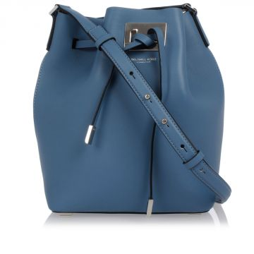 COLLECTION Leather MIRANDA Bucket Bag