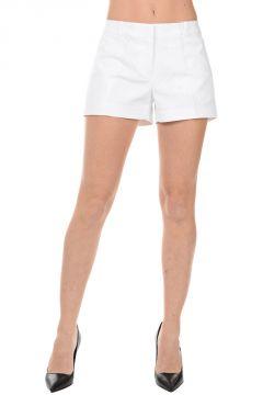 Stretch Cotton Hot Pants