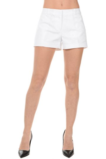 Shorts in Cotone Stretch
