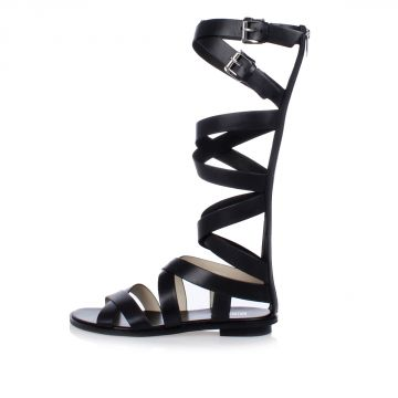 Leather DARBY GLADIATOR Sandals