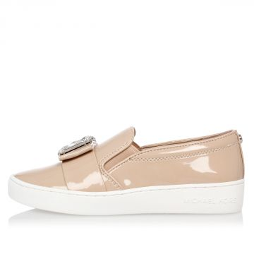 MICHAEL Slip On Loafer With Jewel Details