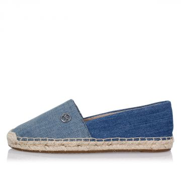 Espadrilles JEANS in Denim