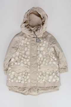 Embroidery FOUGERE Parka