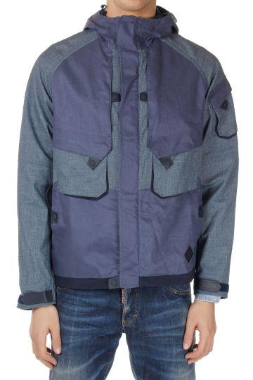Linen Mixed PUKU Jacket