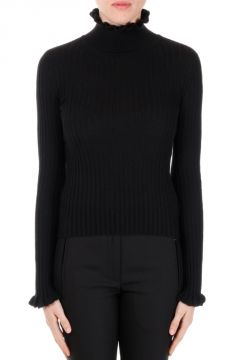 Pure Cashmere Tricot Sweater