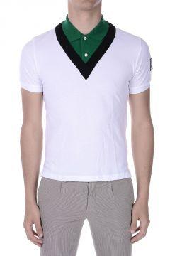 GAMME BLEU Cotton Piquet Polo