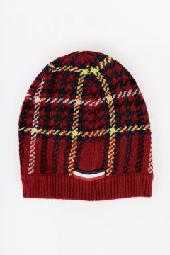 GAMME BLEU Extrafine Merino Wool Beanie Hat