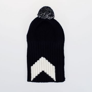 Virgin wool BERRETTO TRICOT hat